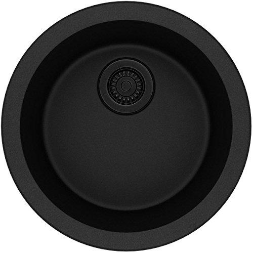 Elkay ELG16FBBK0 Sink, Black