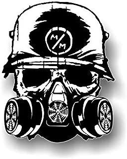 Mulisha Death Squad Skull 6.25