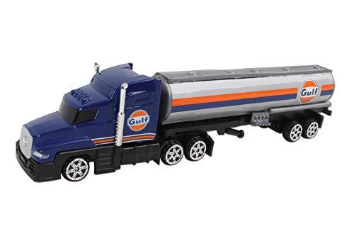 gasoline truck toy - 1
