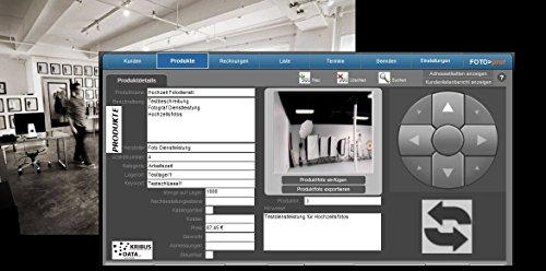 FOTO-PROF 4.0 Fotogeschäft Fotokunden Fotoshootings Software Programm Tool Foto Auftragsverwaltung für Fotografinnen u. Fotografen flex für Windows10-7 + Mac bis 10.13 High Sierra 10.15 Catalina Apple macOS