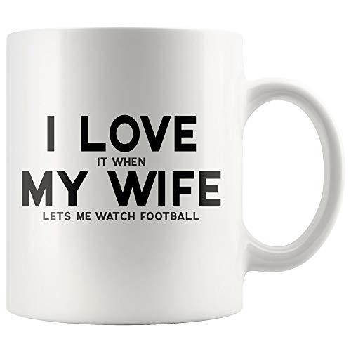 DKISEE Reloj de fútbol para esposo con idea de regalo para cumpleaños, Navidad