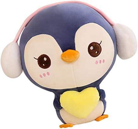 Kisangel Gevuld Pinguˉn Pop Speelgoed Pinguˉn Pluche Kussen Dier Pluche Speelgoed Voor Kinderen Verjaardagscadeau Sofa Kussen