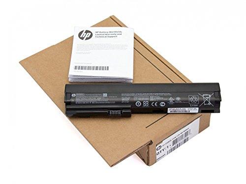 HP 632419-001 Batterie pour Ordinateur Portable Noir