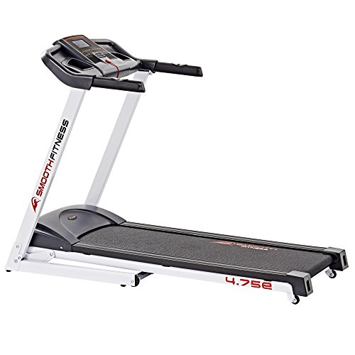 Smooth Fitness 4.75e Laufband Power Incline