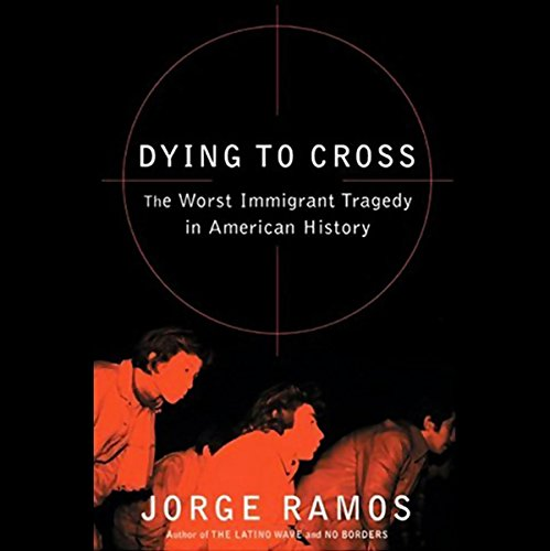 Dying to Cross audiobook cover art