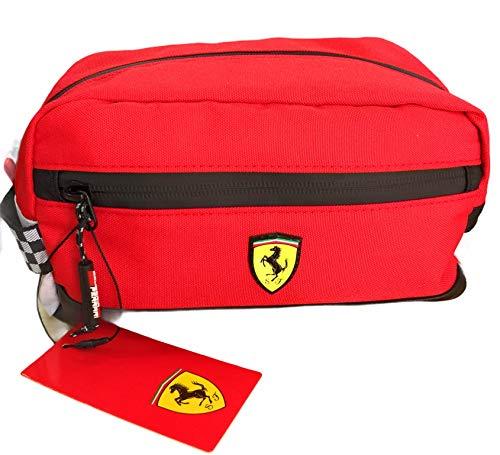 Ferrari - Funda de la escudera, Color Rojo