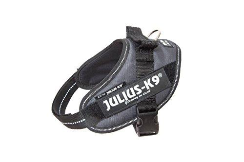 Julius-K9, IDC Powergeschirr, Größe: XS / Mini-Mini, Anthrazit