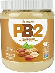 PB2 FOODS is the original creator of powdered peanut butter, proudly manufactured in Georgia, USA PB2 POWDERED PEANUT BUTTER tastes great and is more healthy than traditional peanut butter EASY TO MIX into your smoothies, protein shakes, spreads, or ...