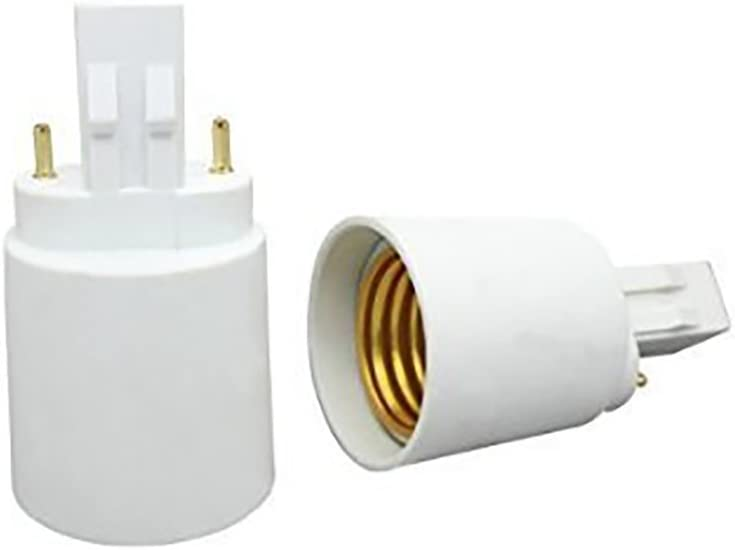 Max 47% OFF E-Simpo Gx23 to E26 Adapter Base Converter Lamp e27 Very popular