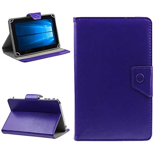 NAUC Acepad A96 Tablet Schutzhülle Tasche Hülle Case Universal Cover Standfunktion, Farben:Blau