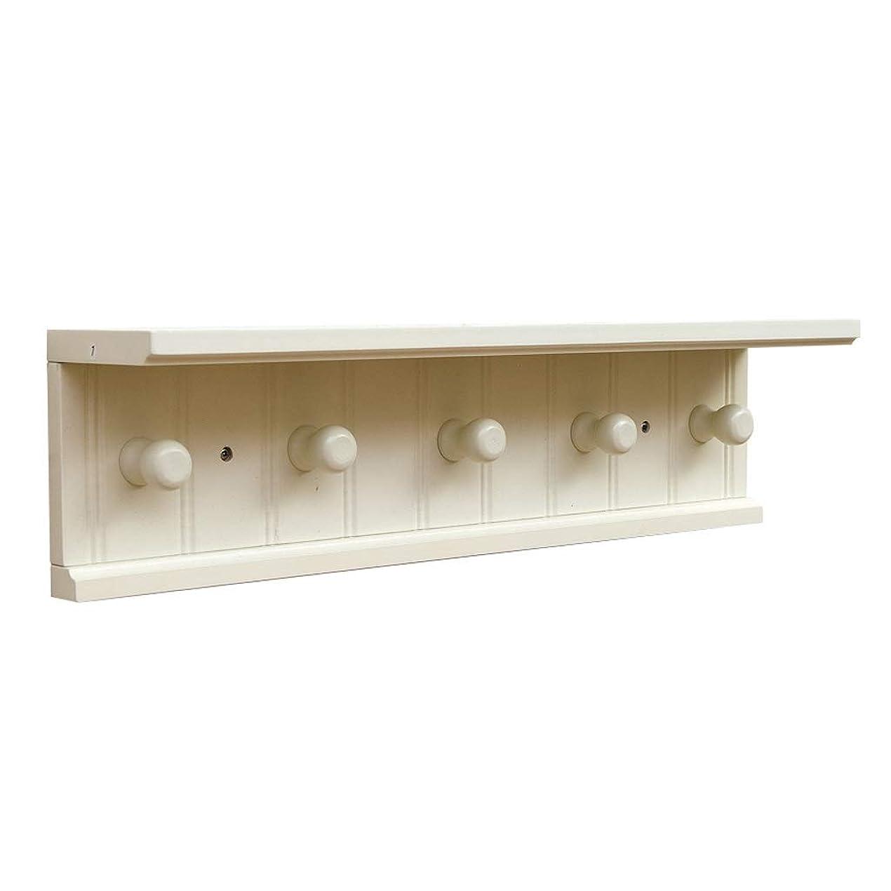 芽アルカイック適用するコートラック壁ハットラック (Size : L58*W11.5*H15.5cm)