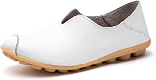 Loafers Casual Comfy Slip shoes Soft-soled nonslip flats for women