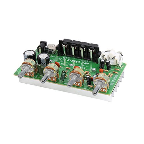 Best Buy! uxcell DC 12V-15V 200W Hi-Fi Audio Stereo Power Amplifier Board for Motorcycle Car