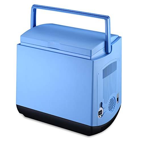 LZY Rui Tragbare 18L Auto Kühlschrank Multifunktions-Heizung und Kühlbox Kleine Gefriertruhe Hot and Cold Einstellbar, Car Home Dual-Use Portable Car