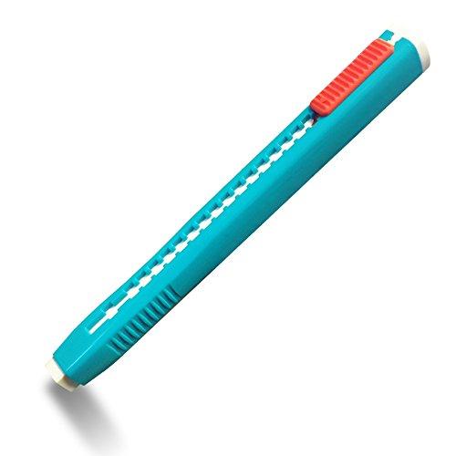 Lion Mechanical Eraser Eraser, Blue (ER-1S-3P)