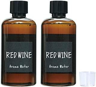 【2個セット+計量カップ付き】John's Blend (ジョンズブレンド) アロマウォーター 520ml レッドワイン ノルコーポレーション OAJON2305 加湿器用