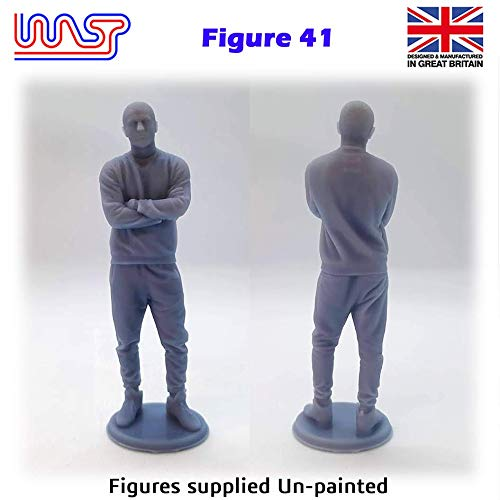 Trackside Figure Scenery Display No 41 New 1:32 Scale WASP