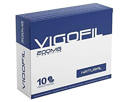 Vigofil 200mg 10 Compresse