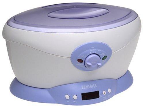HoMedics PAR-120 ParaSpa Select Paraffin Bath