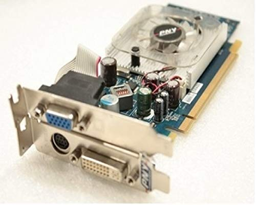 First4GraphicCards PNY GH84WOSN1E24Y nVidia GeForce 8400 GS PCI Express x16 tarjeta gráfica de doble pantalla