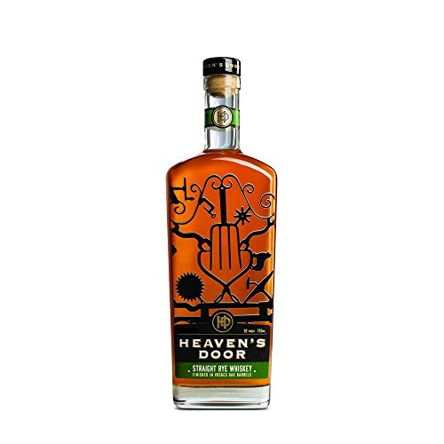 Heaven's Door Heaven's Door Straight Rye Whiskey 43%vol  Grain-Rye-Corn Whisky (1 x Fl. 0, 7)