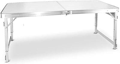 QTQZDD Escritorio para computadora móvil Mesa Plegable al Aire ...