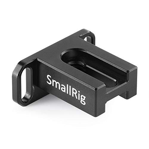 SMALLRIG Soporte para Lentes Compatible con Adaptador Metabones, Soporte para Lentes Compatible con Adaptador Metabones y SMALLRIG BMPCC 4K Jaula - 2247