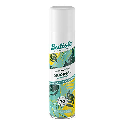 Batiste, Dry Shampoo with a Clean and Classic Fragrance Fresh and Clean...