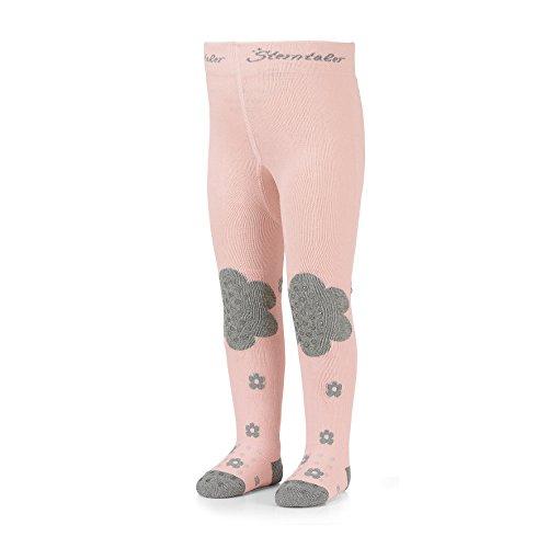 Sterntaler Baby-Mädchen Strumpfhose 8651888, Pink (Zartrosa 707), 80