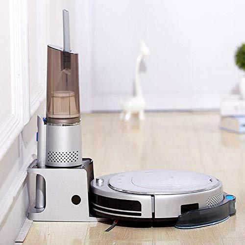 Robot aspirador inteligente de Aolongwl para el hogar, limpieza automática de una a otra, aspirador ultrafino