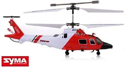 S111G Mini Co-Axial Infared MH-68A Hitron U.S Coast Guard RC Helicopter GYRO