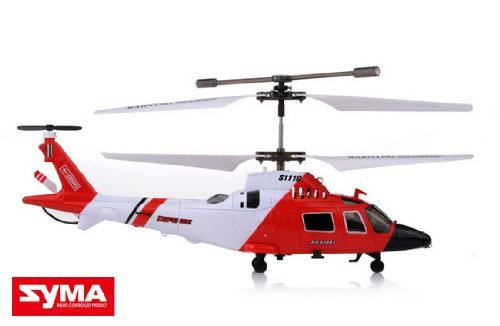 S111G Mini Co-Axial Infared MH-68A Hitron U.S Coast Guard RC...