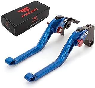 Brake Clutch Levers for Suzuki 250 V Strom 18 19, SV650/X GSX250R 16 19, DL650/V STROM 11 19, TL1000S 97 01,GSR750/GSX S750 11 19, GSXR600/750 97 03, GSXR1000 01 04,GSR600 06 11, SFV650 GLADIUS 09 15