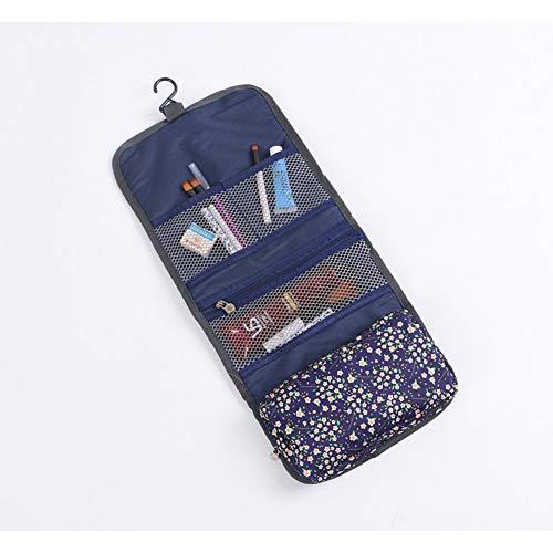Waterdichte Cosmetische tas make-up verpakking wassen zakken benodigdheden Storag Organizer Pouch Opknoping haak Toiletruimte Reizen Make-up Bag