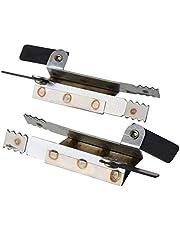 SECATOT 20100 diefstalbeveiliging voor rolluiken, ijzer, chroom,
