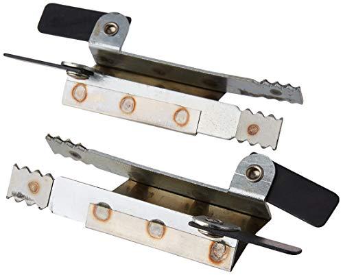SECATOT 20100 - Serratura antifurto per tapparelle, in Ferro, cromata