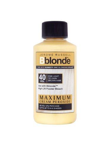 Jerome Russell Bblonde Cream Peroxide 40Vol 12%