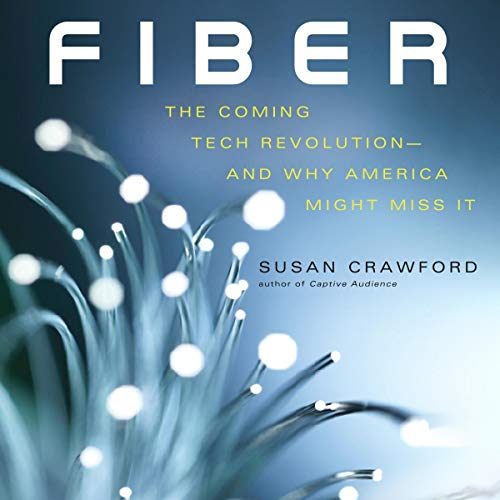 Fiber audiobook cover art
