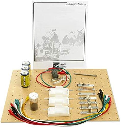 Hubbard Scientific R-100891A Schaltungen und Elektromagnetismus Kit