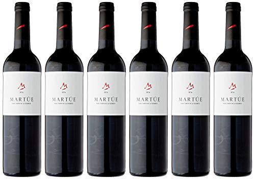 Martúe Crianza Pago Campo de la Guardia Vino Tinto - 6 Botellas
