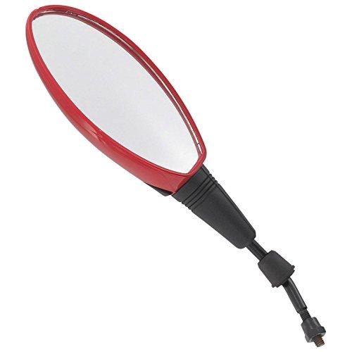 xfight Parts Espejo Izquierda Rojo L 290mm M8x 1.25R de peso. 2takt 50ccm Yy50Qt de 28