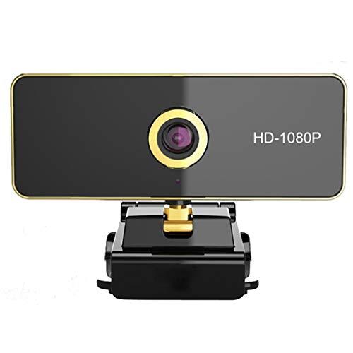 ZL 1080P 2 Millionen Pixel Live-Teen Webcam mit Mikrofon Microsoft Windows 10, Desktop, Widescreen PC Web Cam mit Stativ-Adapter for Gaming, Treffen, Play-Installation