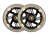 AIREL Pack 2 Roues Trotinette | Roues Rechange Trotinette | Roues Scooter | Roues Lumineuses pour...