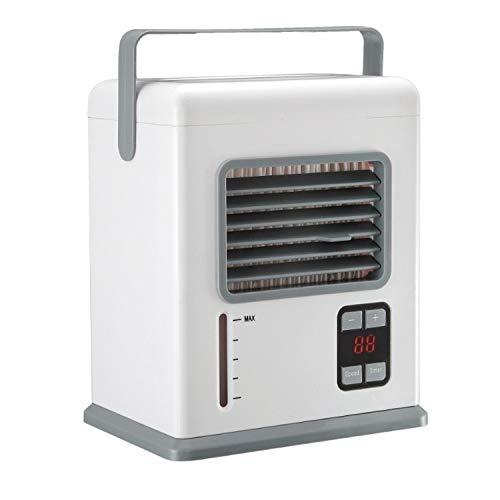 GGAOXINGGAO Nuevos fanáticos Escritorio de Aire más Fresco de la batería Plugin de Doble Uso Inteligente de Aire Acondicionado Pantalla Digital Mini refrigerador de Aire