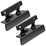 Bicos 20864151 Pair of Lid Latch for Center Console Armrest Compatible with Chevy Avalanche Silverado 1500 2500 3500 Suburban Tahoe GMC Sierra 1500 2500 3500 Yukon Denali 2007-2014 Replace# 924-810