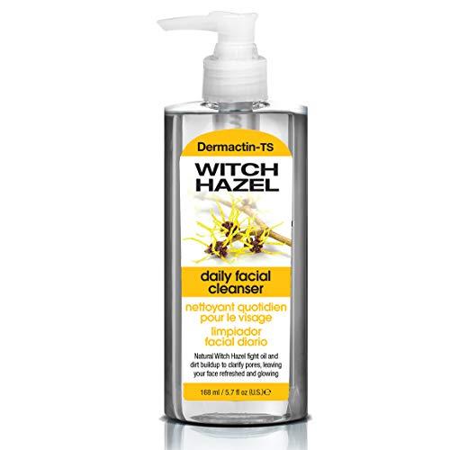 Limpiador facial diario hamamelis bruja