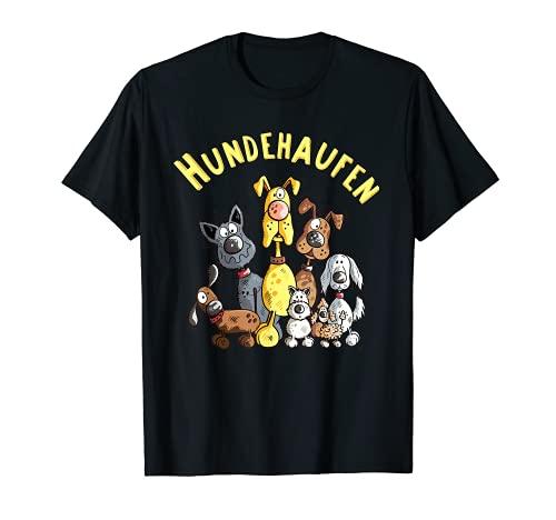 Divertida caca de perro I equipo de perros I perro refranes I divertido regalo Camiseta