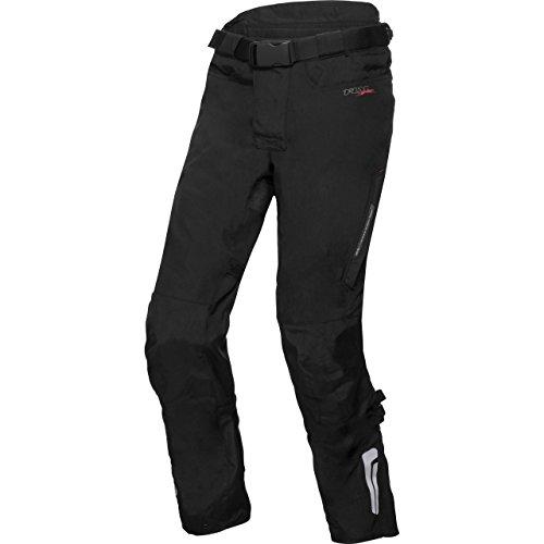 FLM Motorradhose Touren Textilhose 1.0 schwarz 3XL (kurz), Herren, Tourer, Ganzjährig