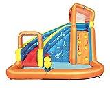 Bestway H2OGO! Turbo Splash - Parque acuático Inflable para niños con tobogán de Agua,...