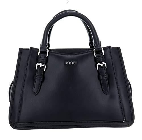 Joop! Damen Feriale Mimma Handbag Shz Henkeltasche, Schwarz (Black), 19x10.5x29 cm